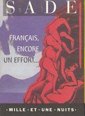 Francais, Encore Un Effort Si Vous Voulez Etre Republicains - Intérieur - Format classique