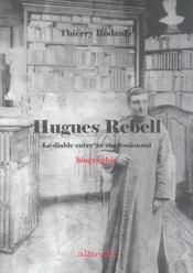 Hugues rebell le diable entre au confessionnal - Intérieur - Format classique