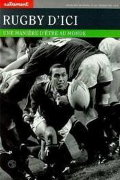 Le rugby d'ici - Couverture - Format classique