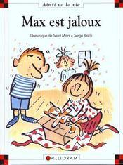Max est jaloux - Intérieur - Format classique