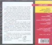 Demandez et vous recevrez (cd) - 4ème de couverture - Format classique