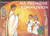 Ma Premiere Communion - Couverture - Format classique