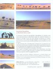 Nouakchott-nouadhibou, la mauritanie trace sa route - 4ème de couverture - Format classique
