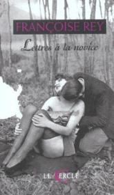 Lettres A La Novice - Couverture - Format classique
