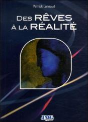 Des rêves à la réalité - Couverture - Format classique