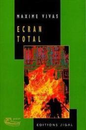 Écran total - Couverture - Format classique