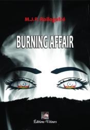 Burning affair - Couverture - Format classique