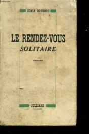 Le Rendez Vous Solitaire. - Couverture - Format classique