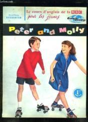 Coffret Peter And Moly. 2 Livres + 7 45 Tours. - Couverture - Format classique