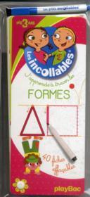 Les Incollables ; Formes - Couverture - Format classique