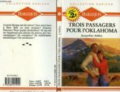 Trois Passagers Pour L'Oklahoma - A Question Of Honor - Couverture - Format classique