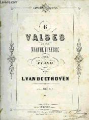 6 Valses Et Une Marche Funebre - Couverture - Format classique