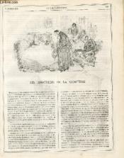 LA VIE PARISIENNE 4e année - N° 52 - LES MERCREDIS DE LA COMTESSE, SOEUR THERESE - COMMENT S'HABILLENT NOS GENS - COMMENT S'HABILLE NOS FEMMES - CHASSE AU MARAIS, HIX - SUR LE FREYSCHUTZ. - Couverture - Format classique