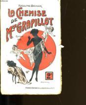 La Chemise De Mme Grapillot. - Couverture - Format classique