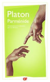 Parménide - Couverture - Format classique
