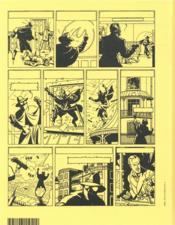 Les cahiers de la BD HORS-SERIE N.6 ; la marque jaune, le chef-d'oeuvre de Blake et Mortimer - 4ème de couverture - Format classique