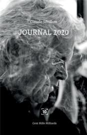 Journal 2020 - Couverture - Format classique