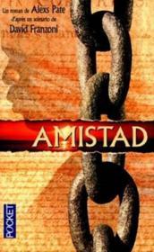 Amistad - Couverture - Format classique