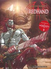Redhand t.1 ; le prix de l'oubli - Intérieur - Format classique