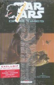 Star wars - dark times t.1 ; l'âge sombre - Intérieur - Format classique