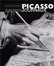 Picasso, papiers journaux - Intérieur - Format classique