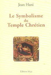 Symbolisme du temple chretien (le) - Intérieur - Format classique