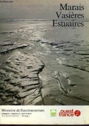 Marais vasieres estuaires - Couverture - Format classique