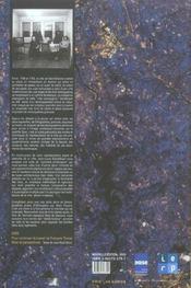 Cartes & plans, saint-etienne du xviiie siecle a nos jours, 200 ans de representation d'une ville in - 4ème de couverture - Format classique