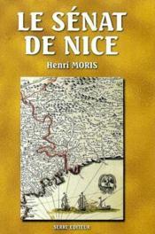 Le Senat De Nice - Couverture - Format classique