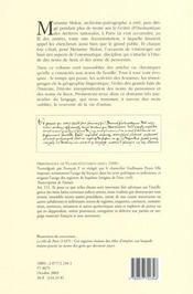 Origine Et Histoire Des Noms De Famille - 4ème de couverture - Format classique