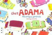 Chez adama - Intérieur - Format classique