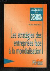 Strategie ent face mondialisation - Couverture - Format classique