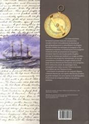 La grande histoire de la navigation - 4ème de couverture - Format classique