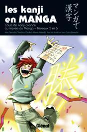 Les kanji en manga t.3 - Couverture - Format classique