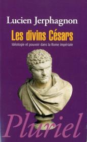 Les divins cesars - Couverture - Format classique