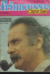 Frimousse Capucine. Mensuel. La Chouette / L'Etoile D'Argent. - Couverture - Format classique