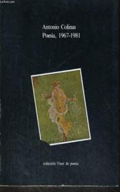 Poesia, 1967-1981 - Couverture - Format classique