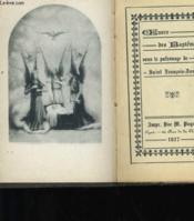 Oeuvre Des Baptemes Sous Le Patronage De Saint Francois Levier - Couverture - Format classique