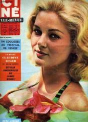 Cine Revue Tele-Revue - 45e Annee - N° 36 - Les 4 Fils De Katie Elder - Couverture - Format classique