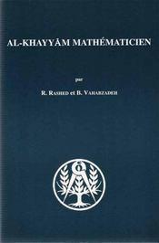 Al-Khayyàm mathématicien - Intérieur - Format classique