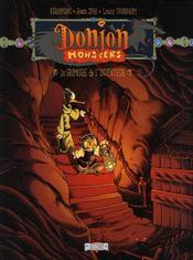 Donjon Monsters T.12 ; le grimoire de l'inventeur - Intérieur - Format classique