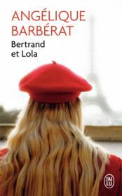Bertrand et Lola - Couverture - Format classique
