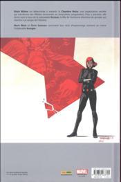 Black Window all-new all-different T.2 - 4ème de couverture - Format classique