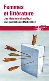 Femmes et littérature t.2 ; une histoire culturelle - Couverture - Format classique