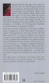 La Ballade De Pern T.4 ; L'Oeil Du Dragon - 4ème de couverture - Format classique
