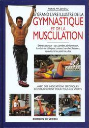 Le Grand Livre Illustre De La Gymnastique Et De La Musculation - Intérieur - Format classique