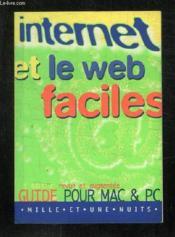 Internet Et Le Web Faciles 3 - Couverture - Format classique