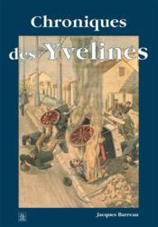 Chroniques des Yvelines - Couverture - Format classique