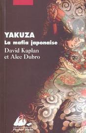 Yakuza la mafia japonaise - Intérieur - Format classique