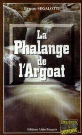 La Phalange De L'Argoat - Couverture - Format classique